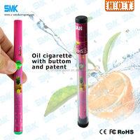Oil Extraction Tube, KS CBD Oil Vape Pen, 0.4mm Wickless Disposable Ecig For CBD Oil