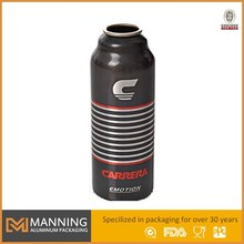 Packaging use aluminum cosmetic aerosol can
