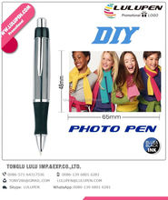 Paper insert Photo Pen