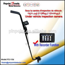 under vehicle Inspection camera with 90-130mm handle length PD-V3D