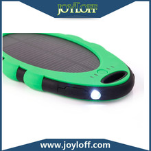 competitive price superior quality 5000mA polymer cell solar charger travel