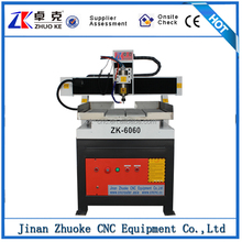 cnc router metal cutting /engraving machine 6060 (600*600mm)