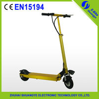 2015 New Style China 2 Wheel Adult Electric Scooter with CE approval