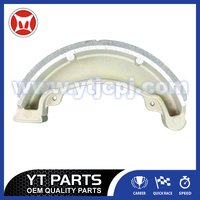 Chinese Motor Parts WY125 Brake Shoes With Bottom Price