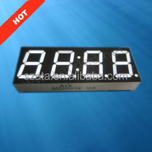 0.56 inch 4 digits numbers display with white color