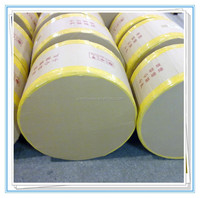 hot melt adhesive paper jumbo roll for irregular surface labels
