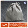 promotional logo print gift jewelry velvet bag pouches