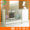 Front Glass counter display
