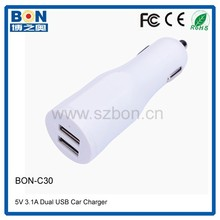 New Arrival Wholesale Cute Production and processing 5V 3A dual usb charger