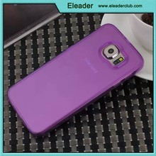 various colours for samsung galaxy s6 edge tpu clear case