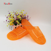 wholesale plastic jelly sandals latest cheap and economic clear personalized pvc slippers and sandals for men