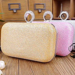Women party bags trendy fashion crystal evening bags EB381