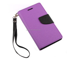 Wallet Leather Case for ZTE Grand X Z777 Cricket