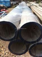 Tubo de acero inoxidable segun ASTM A511, tp316l tipo en 5000mm a 7000 mm.Largo