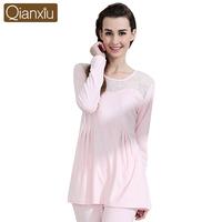 Qianxiu elegant in style separate bamboo nightwear