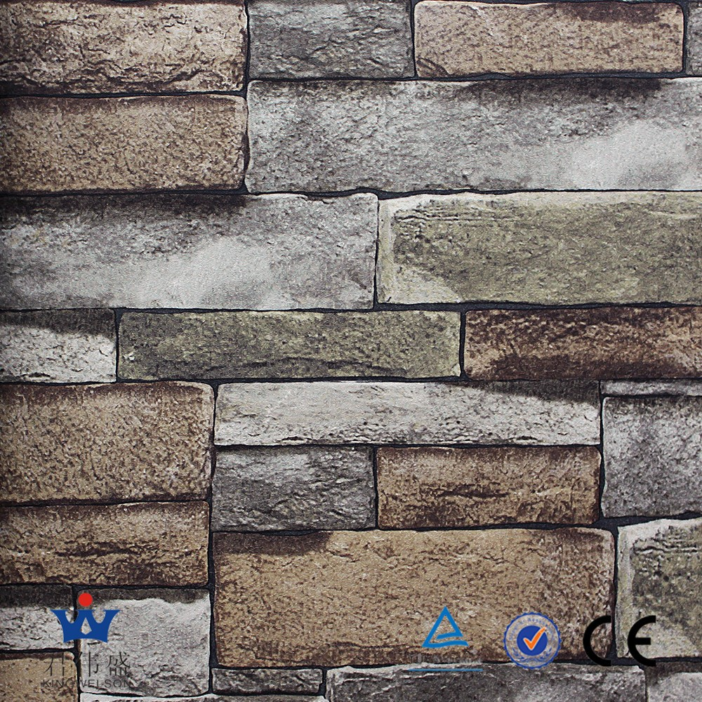 High Quality Brick Design Cheap Wallpaper Buy Cheap