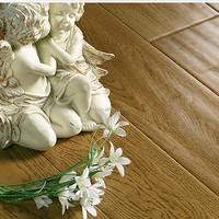 Handscraped Natural Color Multilayer Oak Engineered wood Flooring