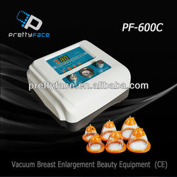 Beauty equipment. Vacuum Breast Enlargement Beauty false breasts care machine. hot sales beauty machine PF-600C