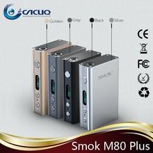 New technology sub-ohm vaping mod smok M80 plus