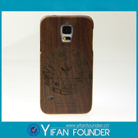 2014 cell phone case, manufacture wooden cell for Samsung S5 case,Mobile phone case