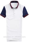 Nova marca homens elegantes de manga curta Polo Casual t-shirt t Tops para homens