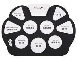 MIDI folding portable 12~16 inch/Soft silicone Electronic Drum