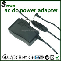 CE 12V 1A power adapter 12w with high efficiency