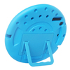 2015 Circle Shield Design EVA Portable Case for iPad mini with Handle