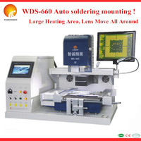 110V WDS-660 higher automation professional mobile phone repair software for SAMSUNG also for bga smd rework station