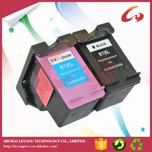 Recarga de cartuchos de tinta para impressora jato de tinta HP Deskjet 1000