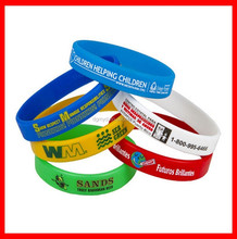 China factory New arrival silicone mens negative ion bracelets