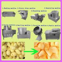 Stainless steel potato chip maker