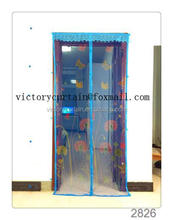 Shengli new magnetic anti mosquito bug divider curtain best replacement for traditional mosquito nets