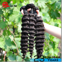 Large stock!!100% unprocessed direct factory 5a dream weave remi hair
