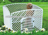 plastic pet gate & pen