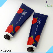 Guangzhou China Factory wholesale cream tubes face and hand cream packaging tubes