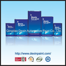 DEXIN series clear coat for car paint