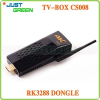 TV Box CS008 5V-2A DC Power MP3/WMA All Format Google browser built-in Can browse any website