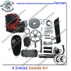 4 stroke motorcycle engine/ gas moped/49cc bicycle engine kit
