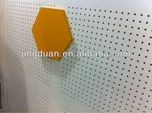 waterproof perforated drywall