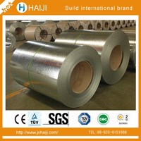 professional manufacture hot dipped galvanized steel coil in china