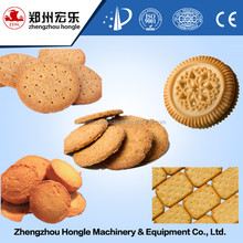 Sweet and salt rice cracker production line