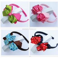 Customized unique headband diamond hair accessories