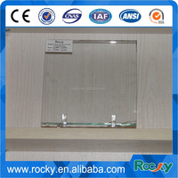 Chinese supplier clear float glass price