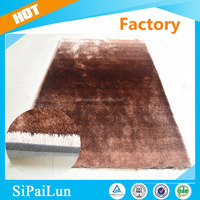 chinese popular fashion and modern design special shaggy carpets