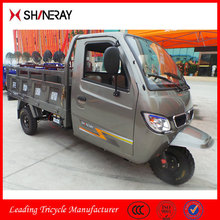Best Quality China Cargo Motorcycle Truck 3-Wheel Tricycle Car With Cabin