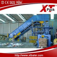 Automatic Waste Paper and Carton Baler for Sale