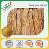 GMP manufacturer supply Chinese Angelica sinensis extract, natural Dong quai extract