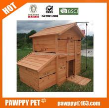 "76 ""W x 26""D x 41""H High Quality Wooden chicken coop/Chicken Coop /Chicken house With Big Run Cage"