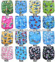 Antibacterial One Size Cloth Diapers Wholesale For Baby